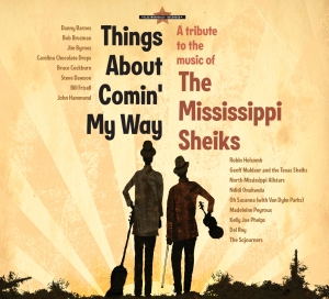 Mississippi Sheiks Tribute Album Cover