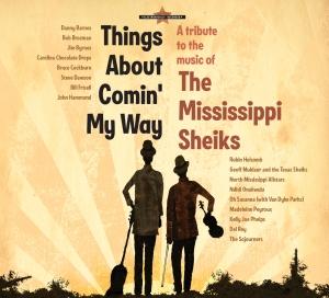Mississippi Sheiks Tribute Album Cover