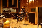 Rehearsing a song